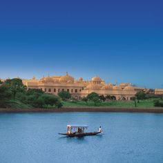 The Oberoi Udaivilas. Udaipur, India
