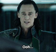 """Loki """"Oooooo"""" / """"Ooh"""""""