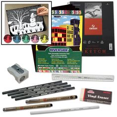 Artistic Pursuits Grades 4-5 Book 1 (3rd Edition) Art Supply Bundle | Main photo (Cover)