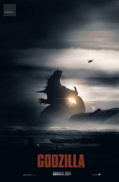 Godzilla by crqsf.deviantart.com on @deviantART