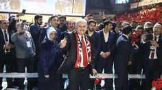 Constitutional change for strong, stable Turkey: Turkish PM  Turkey's Yıldırım calls on public to back constitutional change for constitutional change, focusing in particular on the switch to a presidential system from the current parliamentary system