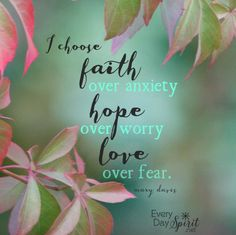 We have choices ~ #faith For the app of beautiful wallpapers ~ www.everydayspirit.net xo