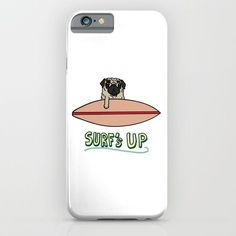 Surf's Up Pug by DavidsSociety6  @society6  #iphone #phone #case #surf #surfing #board #wave #waves #pug #pugs #dog #dogs #pet #pets #funny #cute #products #digital #chic #fashion #style #gift #idea #society6 #design #shop #shopping #buy #sale #fun #gift #idea #accessory #accessories #art #digital #contemporary #cool #hip #awesome  #sweet