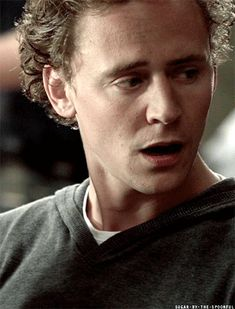 A gif where we can see his lip scar