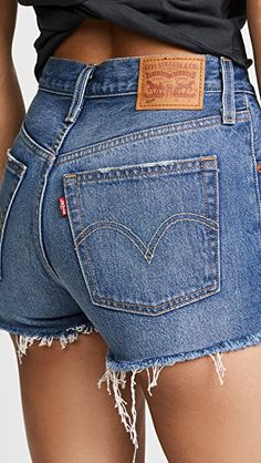 77b1acd5e4 21 Best Levi shorts images | Shorts, Women's clothes, Beautiful clothes