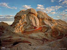 Vermilion Cliffs, photograph by Richard Barnes / National Geographic