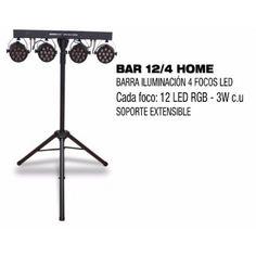 Barra iluminación AMS Bar 12/4 Home