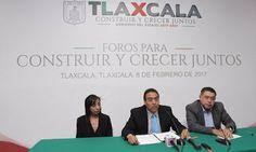 """Contextos Regionales: ANUNCIAGOBIERNO DEL ESTADO FOROS""""PARACONSTRUIR Y..."""