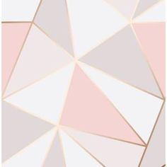 Our Pink Geo In 2019 Bedroom Decor Pink Bedroom Decor