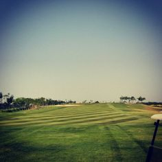 Hole no. 4 on 17/04/15  Belvedere Golf and Country Club Ahmedabad, Gujrat.