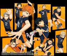 Haikyuu!! I have always liked volleyball, whether playing or watching it. The feel of the moment, the loss, the win, all the emotions you feel when playing a team sport. This has enough comedy that truly made me laugh out loud I was in stitches many times.