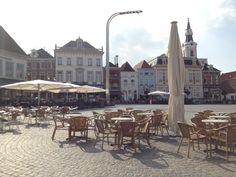Bergen op Zoom in Noord-Brabant