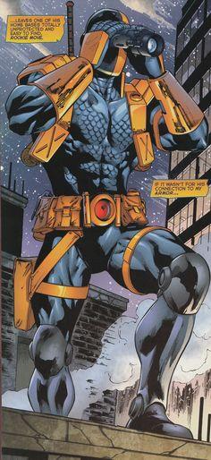 DC COMICS - Deathstroke