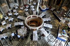 Kunsthistorisches Museum Cafe by kitchener.lord, via Flickr http://www.lonelyplanet.com/austria/vienna/sights/museum/kunsthistorisches-museum
