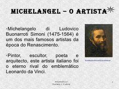 michelangelo obras - Pesquisa Google