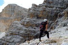 Dolomiti, Via Ferrata Cesare Piazzetta, Piz Boe m), Sella Group Bradley Mountain, Backpacks, Group, Bags, Handbags, Backpack, Backpacker, Bag, Backpacking