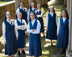 daughters of st. paul choir, singing nuns, sister act
