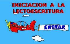 ENLACES LECTOESCRITURA. JUEGOS - Primer Ciclo de Primaria