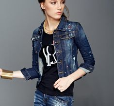 a9fd0a89638 47 Best Sequins denim jacket images