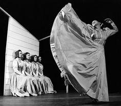 "Martha Graham in ""Appalachian Spring"" (1944)"