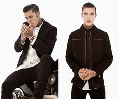 James Edward : Slicked Back Hairstyle  More Hairstyle for man : http://newhairstyles4man.blogspot.com/