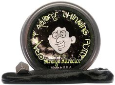 Amazon.com: Crazy Aarons Thinking Putty - Super Magnetic Strange Attractor: Toys & Games