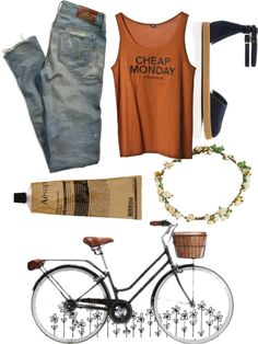 """""""Ride and Grind!"""" by livimoree ❤ liked on Polyvore"""