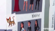 Pin for Later: The Kardashian-Jenner Saga: 23 Twists You Can Expect This Season Kim wants her sisters and mom in her video game. OMG — check out the Kim Kardashian: Hollywood mock-ups with Kris, Kim, Kourt, and Khloé!