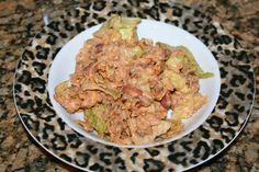 DEFINITELYLEOPARD.COM: Fiesta Taco Salad
