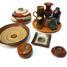Hollywood Props & Sales • Props • Ornaments & Vases • Ethnic Bowls & Vases