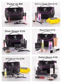 Our brand new collections are feature some or all of our fantastic new products! Check out what each collection offers at www.tishasfabulouslashes.com