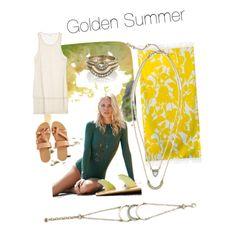 Golden Summer  www.chloeandisabel.com/boutique/Lesley#35435