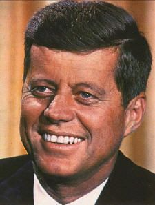John Fitzgerald Kennedy  5/29/17 - 11/22/63  Every Catholic home and school in Mass. had this picture prominently displayed.