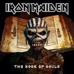 Crítica a 'The Book Of Souls', dos Iron Maiden Sam Hornsby - freetime. Heavy Metal, Woodstock, Hard Rock, Radios, Iron Maiden Mascot, Iron Maiden Posters, Classic Rock Artists, Eddie The Head, Rock Y Metal
