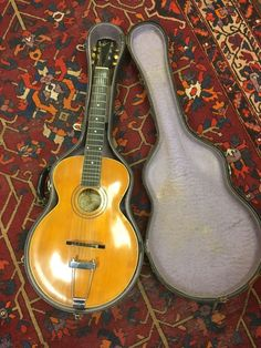 1920s Gibson L1 vintage acoustic guitar #Gibson