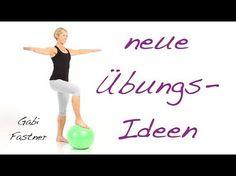 Neue Übungsideen mit dem Redondo Ball - YouTube
