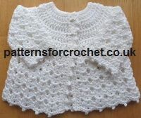 Free baby crochet pattern e-book
