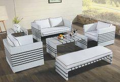 YG-6012 Rattan Sofa, Outdoor Furniture Sets, Outdoor Decor, Fit, Home Decor, Interior Design, Home Interior Design, Home Decoration, Decoration Home