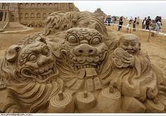 Sand Sculpture Festival | Sand Sculpture Festival 2011 沙雕藝術季