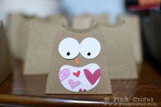 Silhouette Owl Box