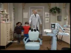 Great episode of The Cosby Show featuring Danny Kaye as the family dentist.