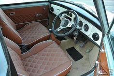 1981 Classic MINI ESTATE TURBO 1340cc 120BHP Fully refurb Leather Interior
