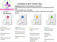 Human Steam Cell FDA approved. Ask for them.