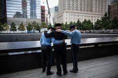 VS staan stil bij aanslagen 9/11