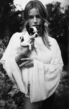 photo by Cédric Buchet, Vogue Paris, June/July 2017.