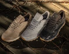 Reebok Classic Leather – Embossed Camo Pack