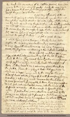 abigail adams letters 1000 images about and abigail on 3539