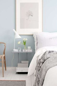 8 Self-Reliant Clever Tips: Minimalist Interior Scandinavian Deco minimalist home style life.Minimalist Home Plans Interiors minimalist bedroom small dreams.Minimalist Home With Kids Spaces. Bedroom Colors, One Bedroom, Bedroom Wall, Bedroom Decor, Bedroom Ideas, Bedroom Inspo, Bedroom Designs, Bedroom Inspiration, Calm Bedroom