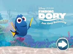 Just Keep Swimming w/ These New Finding Dory Games and Apps – #FindingDoryEvent #FindingDory