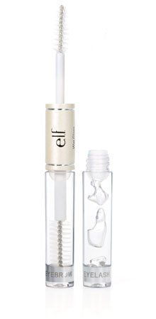 e.l.f. Cosmetics Wet Gloss Lash & Brow Clear Mascara $1.00-- I've gone through so many tubes of this. It's an awesome cheap eyebrow gel